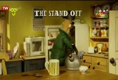 the stand off